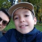 Selfie 3 in parc oct2015