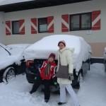w2015 Cam atat a nins pe Volvo azi noapte